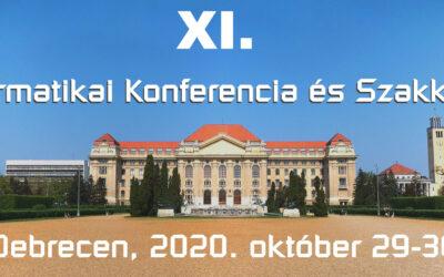 XI. Térinformatikai konferencia és Szakkiállítás Programja